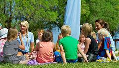 På Blue Village Family Life Mallorca Mar är barnen i goda händer.