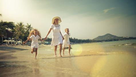 Ta med familjen och lyxa till det med det bästa hotellet i vinter.