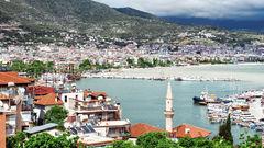 I Turkiet är det fortfarande hett i september