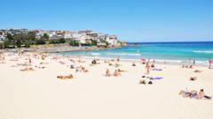 Bondi beach är känd över hela världen för dess badvakter.