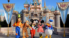 Disney World i Orlando.