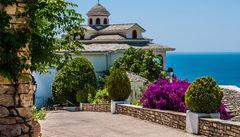 Thassos, Grekland.