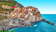 MIssa inte Cinque Terre när du är i Toscana.