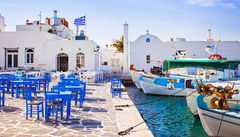 Hitta din resa till varma Grekland eller ett annat lockande resmål när höstlovet snart är här.