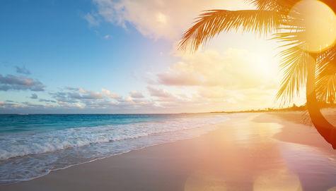 Det där ljuset du längtar efter finns i Karibien.