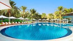 Sheraton Jumeirah Beach Resort ligger precis vid stranden.