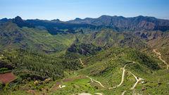 Tänk dig den här utsikten på en vandringstur.