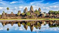 Kambodja – genuint och vackert