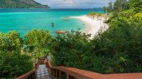 Thailands orörda stränder