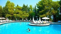 Högklassiga Hotel Croatia ligger i Cavtat.